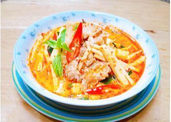 Edmonton thai restaurant Numchok Wilai Restaurant