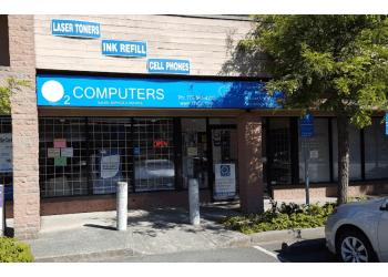 Surrey computer repair O2 Computers Ltd.