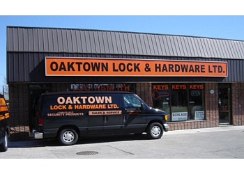 Oakville locksmith OAKTOWN LOCK & HARDWARE LTD.