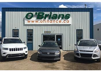 Saskatoon used car dealership O'Brians Automotive