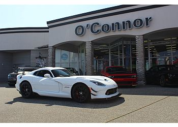 Chilliwack car dealership O'Connor Chrysler