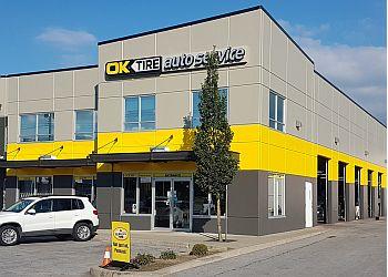 Chilliwack car repair shop OK Tire