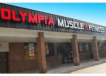 Mississauga gym OLYMPIA MUSCLE AND FITNESS