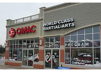 Vaughan martial art OMAC World Class Martial Arts