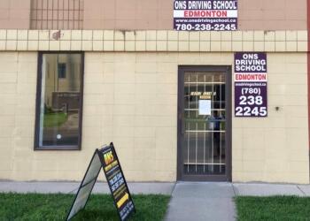 Edmonton driving school ONS Driving School