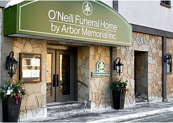 Stouffville funeral home O'Neill Funeral Home