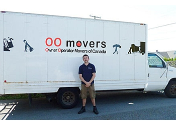 Maple Ridge moving company OO MOVERS