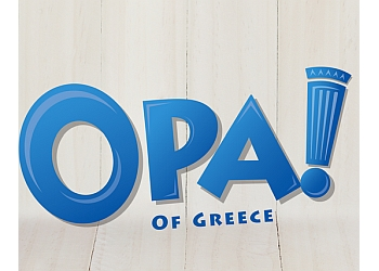 Lethbridge mediterranean restaurant OPA Souvlaki of Greece