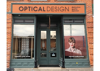 Stratford optician OPTICAL DESIGN