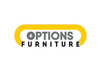 London furniture store OPTIONS FURNITURE