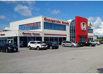 Orangeville car dealership ORANGEVILLE HONDA