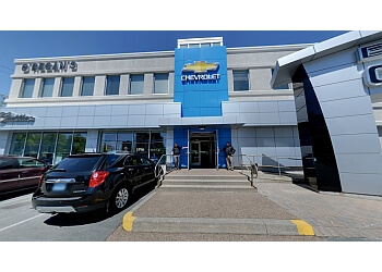 Halifax car dealership O'Regan's Chevrolet Buick GMC Cadillac