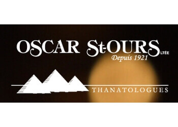 Shawinigan funeral home OSCAR ST-OURS THANATOLOGISTS