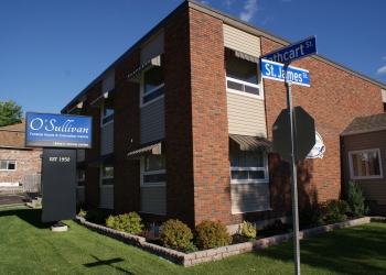 Sault Ste Marie funeral home O'Sullivan Funeral Home