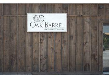 Chatham custom cabinet Oak Barrel Cabinetry