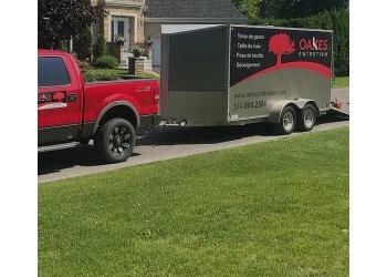 Blainville lawn care service Oakes Entretien