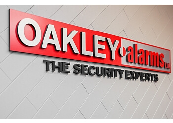 Winnipeg security system Oakley Alarms Ltd.