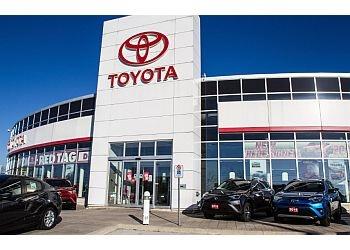 Oakville car dealership Oakville Toyota