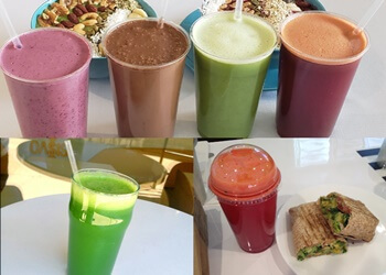 Calgary juice bar Oasis Jimma Juice Bar