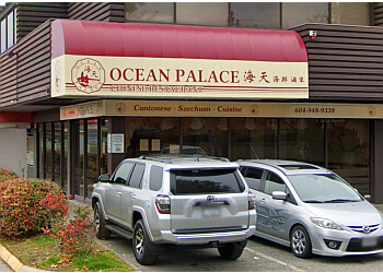 Delta seafood restaurant Ocean Palace Chinese Seafood Restaurant