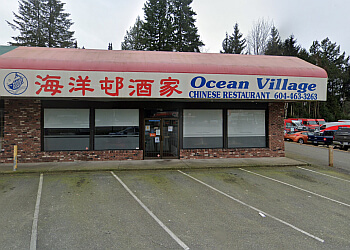 Maple Ridge seafood restaurant Ocean Village Seafood Restaurant