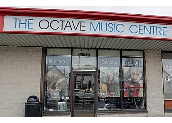 Guelph music school Octave Music Centre