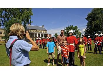 Fredericton landmark Officers' Square