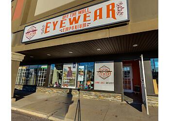 Moncton optician Off the Wall Eyewear Emporium