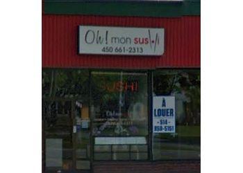 Laval japanese restaurant OH! MON SUSHI
