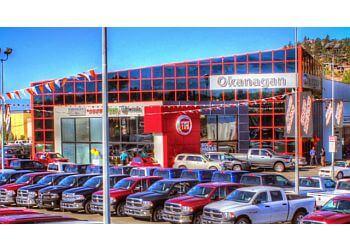 Kelowna car dealership Okanagan Chrysler Jeep Dodge
