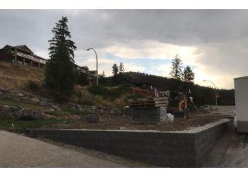 Kelowna landscaping company Okanagan Yard Works