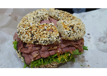 Mississauga bagel shop Old Bagel House