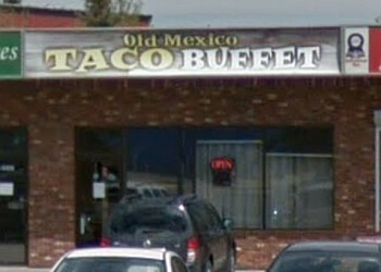 Red Deer mexican restaurant Old Mexico Taco Buffet
