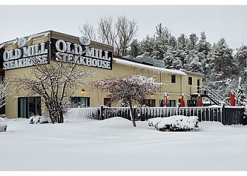 Kawartha Lakes steak house Old Mill Steakhouse