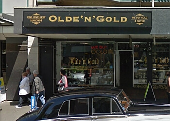 Victoria pawn shop Old 'N' Gold Jewelry
