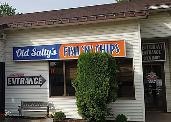 Fredericton fish and chip Old Salty's Fish & Chips