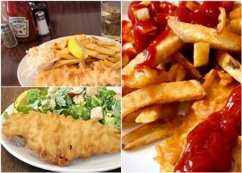 Toronto fish and chip Olde Yorke Fish & Chips