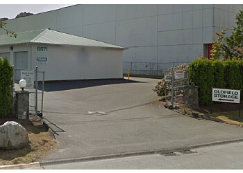 Saanich storage unit Oldfield Storage Complex