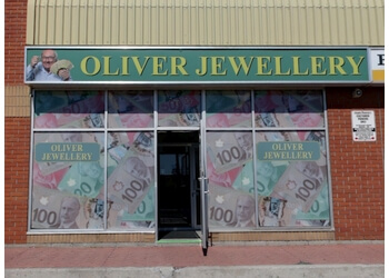 Pickering pawn shop Oliver Jewellery