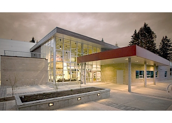 Nanaimo recreation center Oliver Woods Community Center
