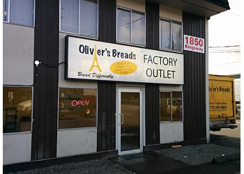 Port Coquitlam bakery Olivier's Breads