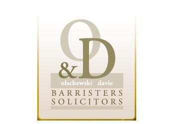 Winnipeg real estate lawyer Olschewski Davie