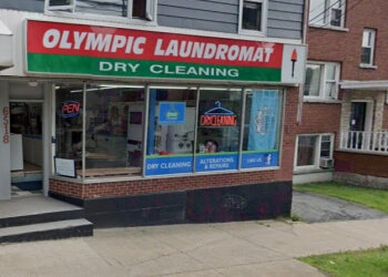 Halifax dry cleaner OLYMPIC LAUNDROMAT & DRY CLEANERS