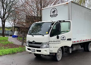 Vaughan moving company Olympus Moving Corp