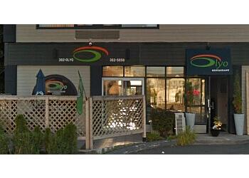 Moncton mediterranean restaurant Olyo Restaurant