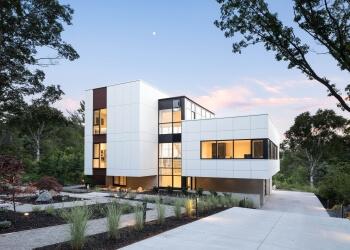 Halifax residential architect Omar Gandhi Architect Inc.