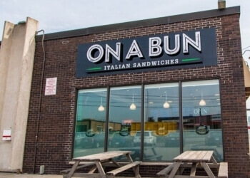 Mississauga sandwich shop On-A-Bun Italian Sandwiches