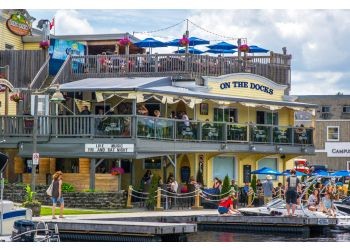 Huntsville sports bar On The Docks Pub