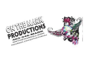 Red Deer dj On The Mark Productions