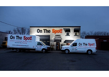 Oakville carpet cleaning On The Spot